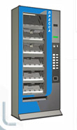 Вендинговые автоматы от ООО Предприятие Лель 1eb2efb9bc5